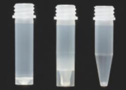 Microtubos a rosca con tapón precinto