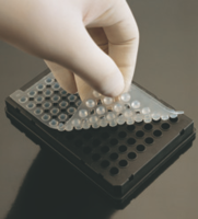 Alfombrilla selladora para placas PCR