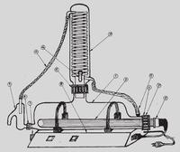 Destilador de agua automático modelo 200