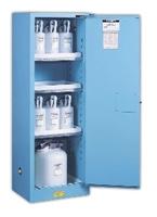 Cabina grande para productos corrosivos. 1 puerta