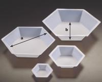Accesorios hexagonales para pesar