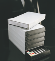 Archivo modular para cassettes