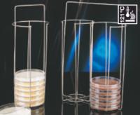 Cestos para el transporte de placas de Petri de hasta 100 mm Ø
