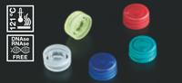 Tapones para microtubos a rosca de grado médico